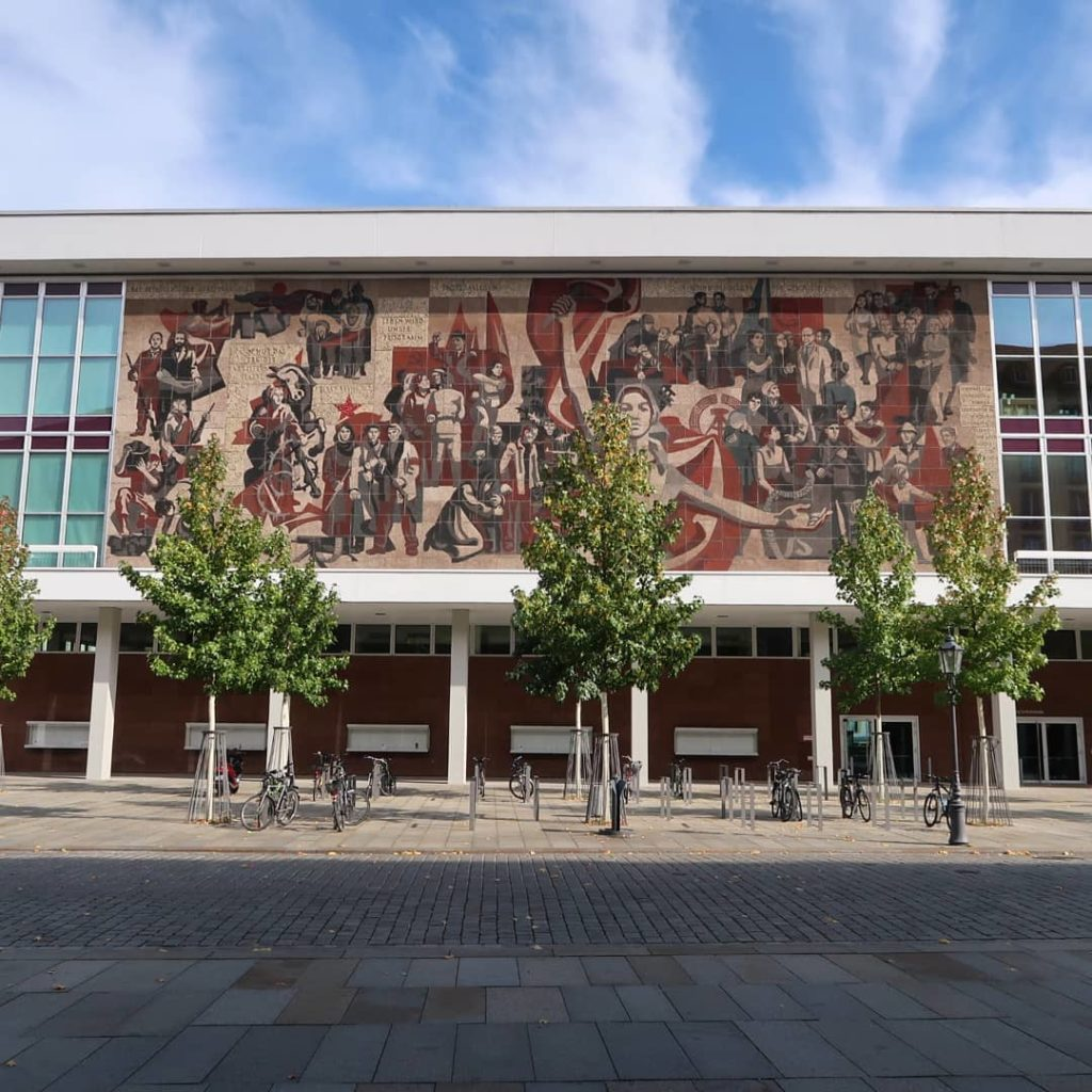 bibliothèque de Dresde