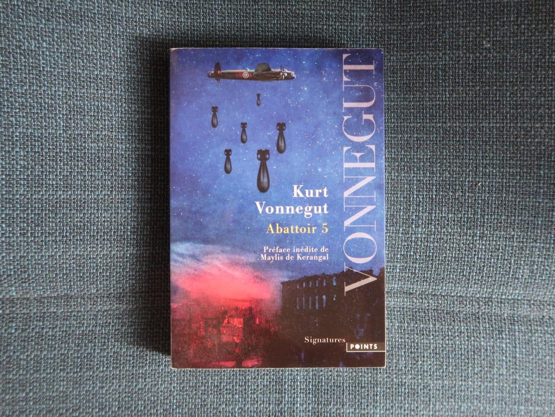 Livre Abattoir 5 ou la croisade des enfants de Kurt Vonnegut