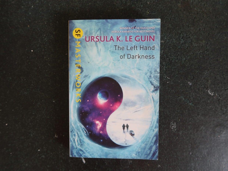 Livre La main gauche de la nuit d'Usula K. Le Guin