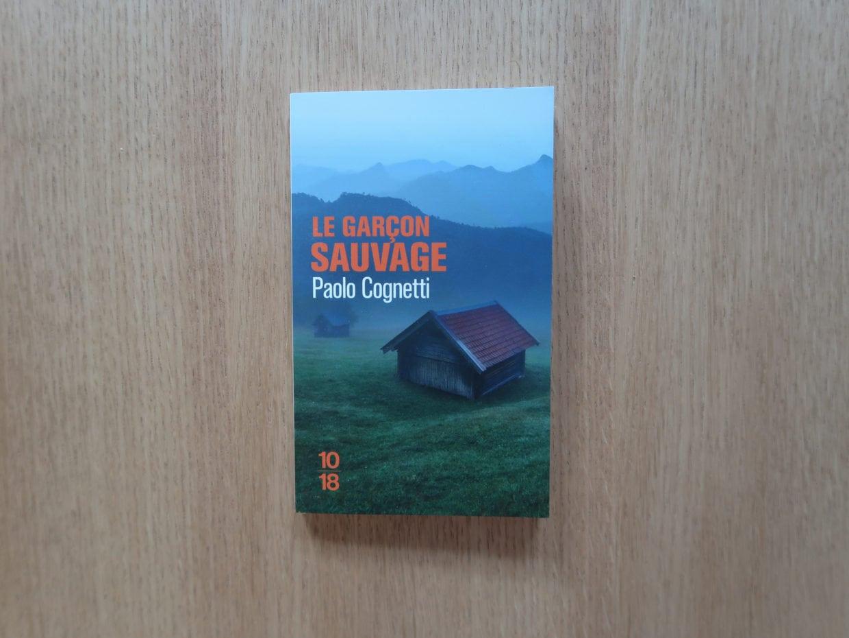 Livre Le garçon sauvage de Paolo Cognetti