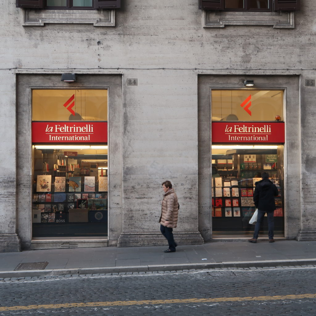 Librairie Feltrinelli International