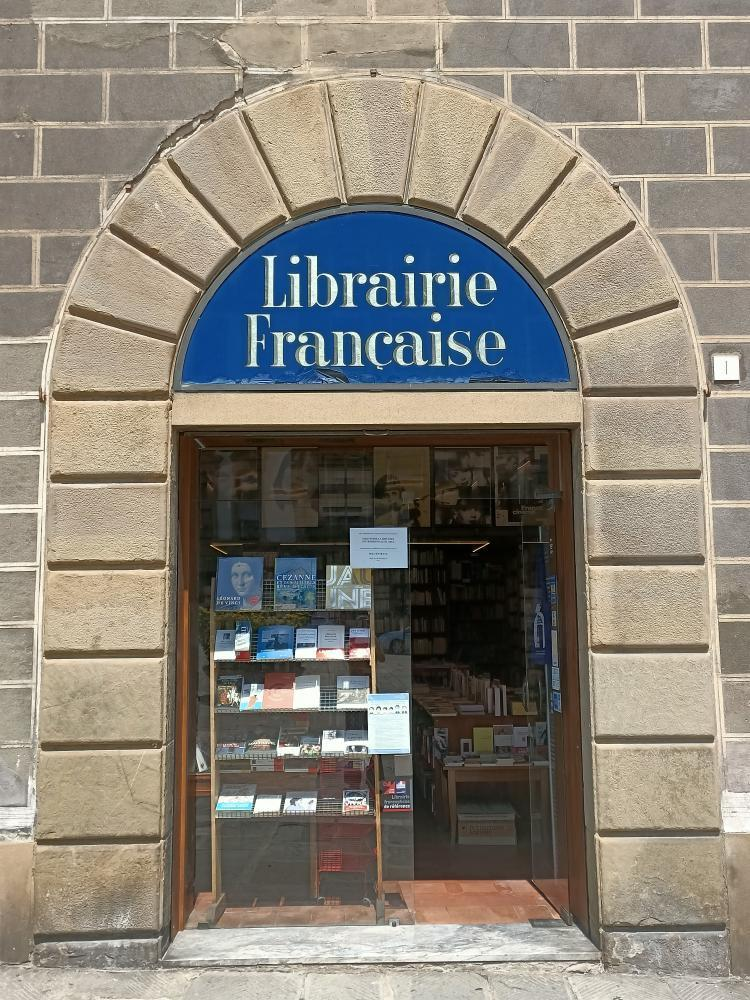 Librairie française de Florence