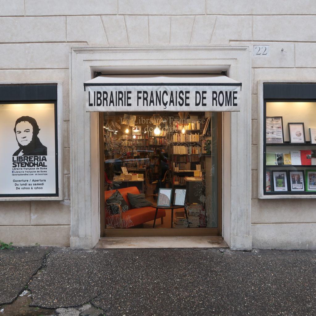 Librairie française de Rome