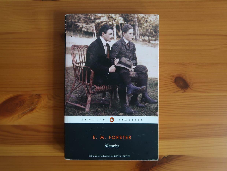 Livre Maurice d'E. M. Forster