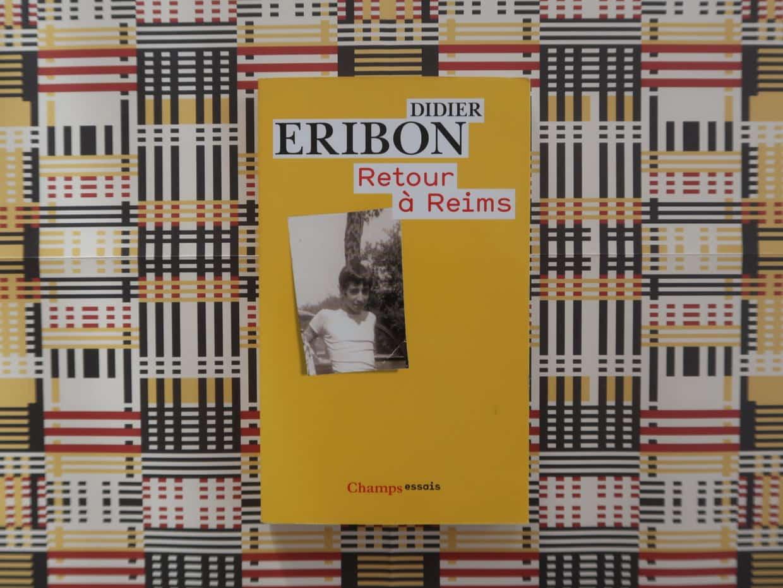 Livre Retour à Reims de Didier Eribon