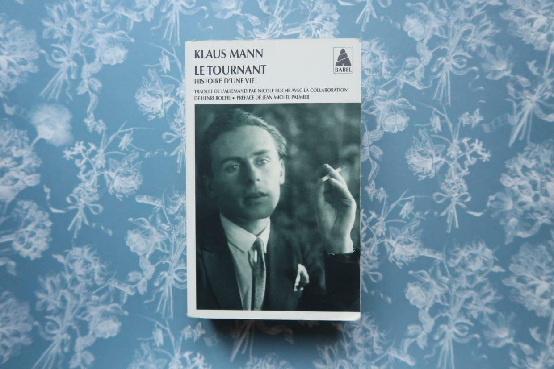 Livre Le Tournant de Klaus Mann