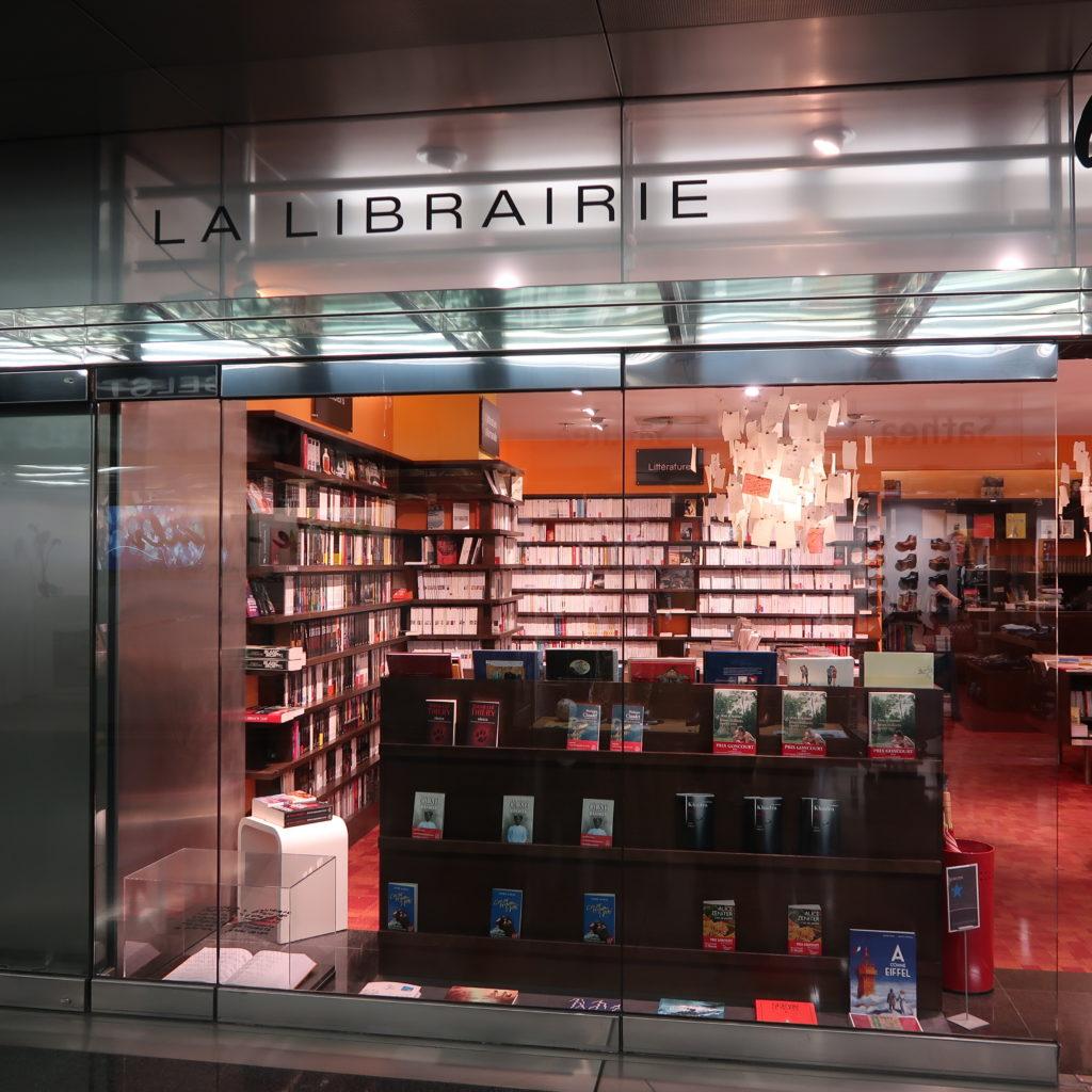Librairie française Galeries Lafayette de Berlin