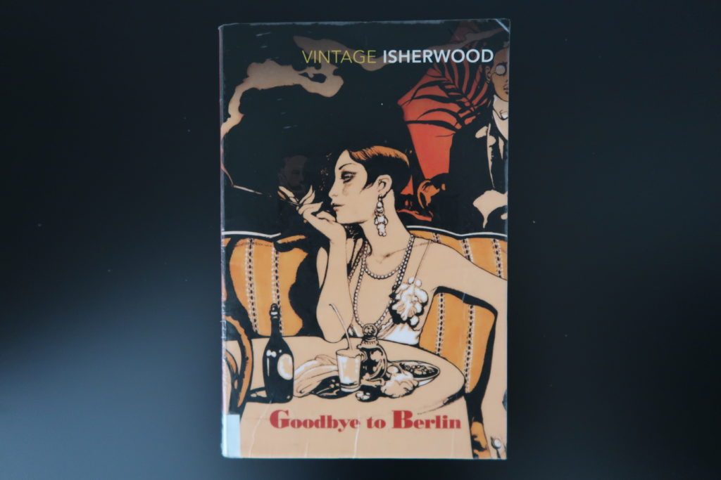 Livre Adieu à Berlin de Christopher Isherwood