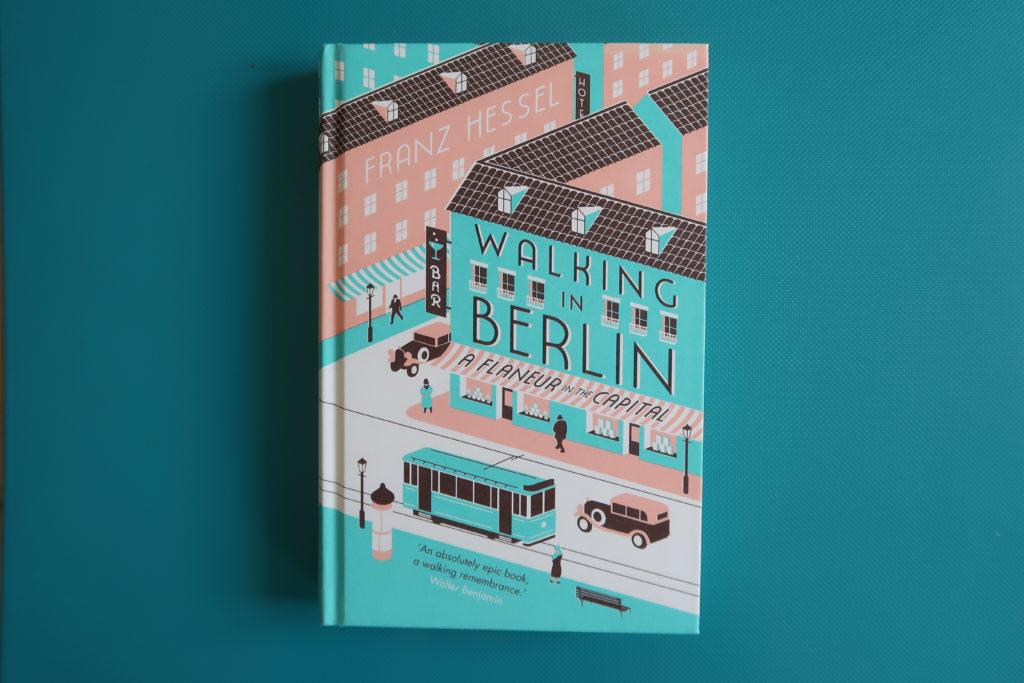 Livre Promenades dans Berlin de Franz Hessel