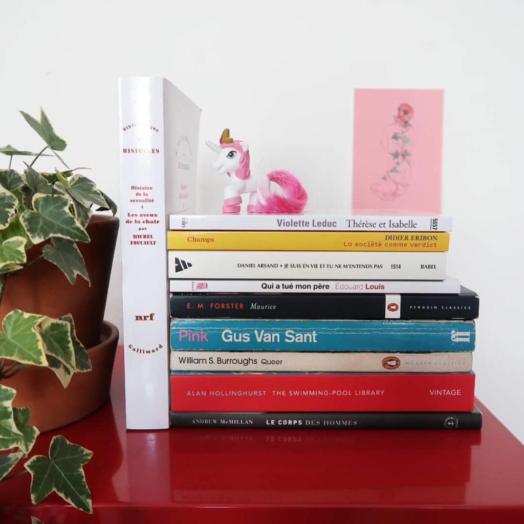 Recommandations de livres et aurteur·es LGBTQI