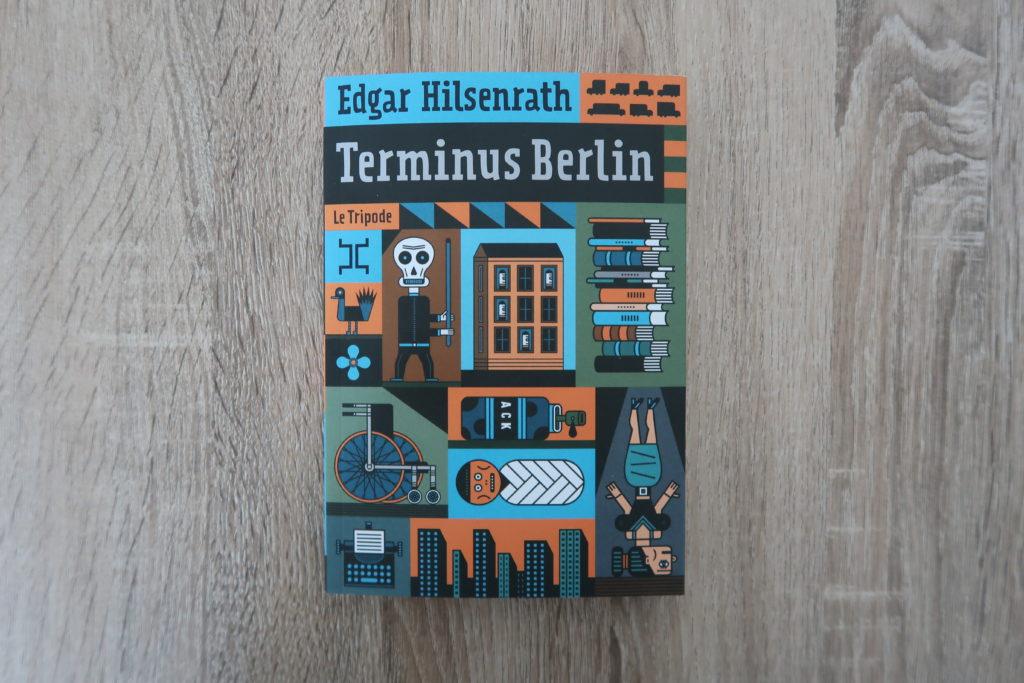Livre Terminus Berlin d'Edgar Hilsenrath