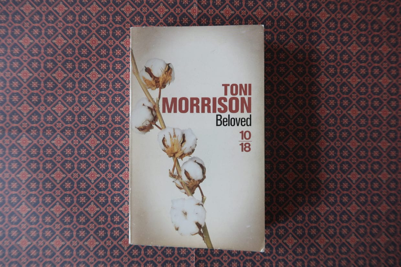 Livre Beloved de Toni Morrison