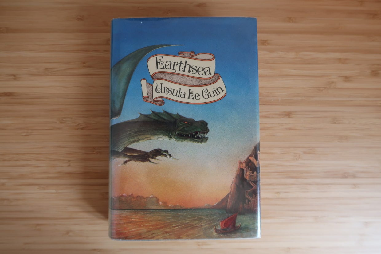 Livre Terremer d'Ursula K. Le Guin