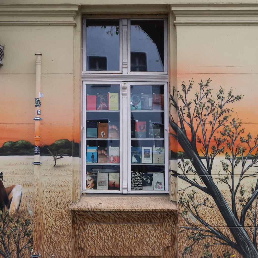 Librairie Pequod Books Berlin