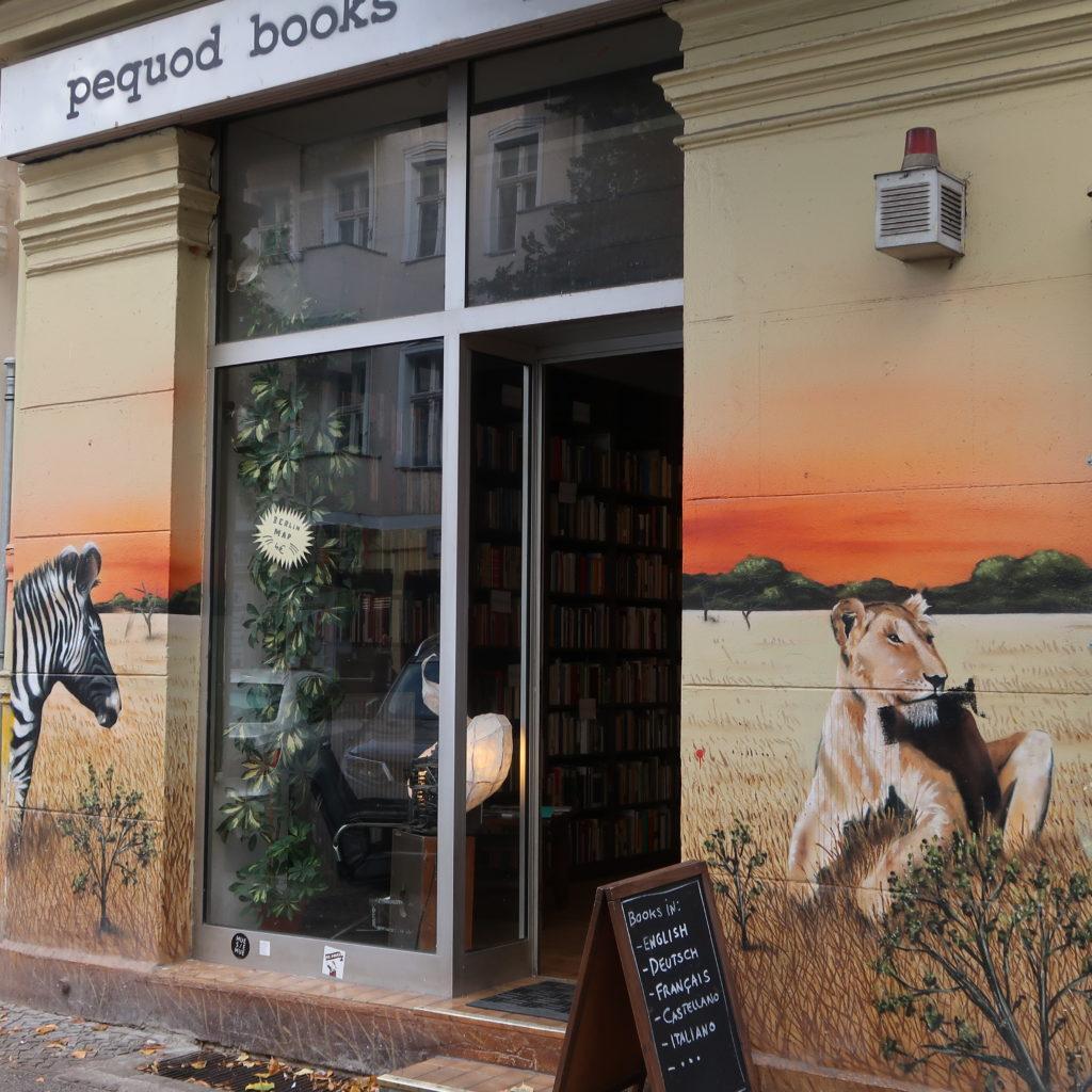 Pequod Books Berlin