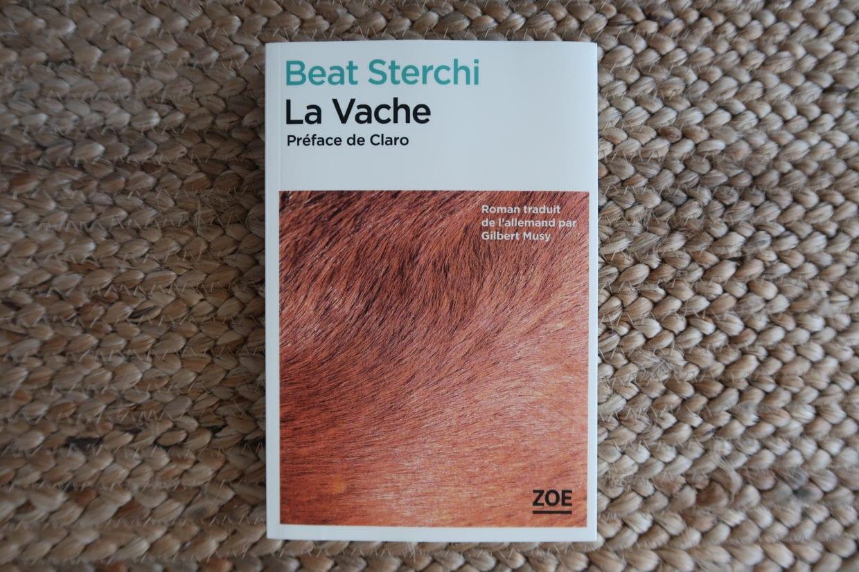 Livre La vache de Beat Sterchi