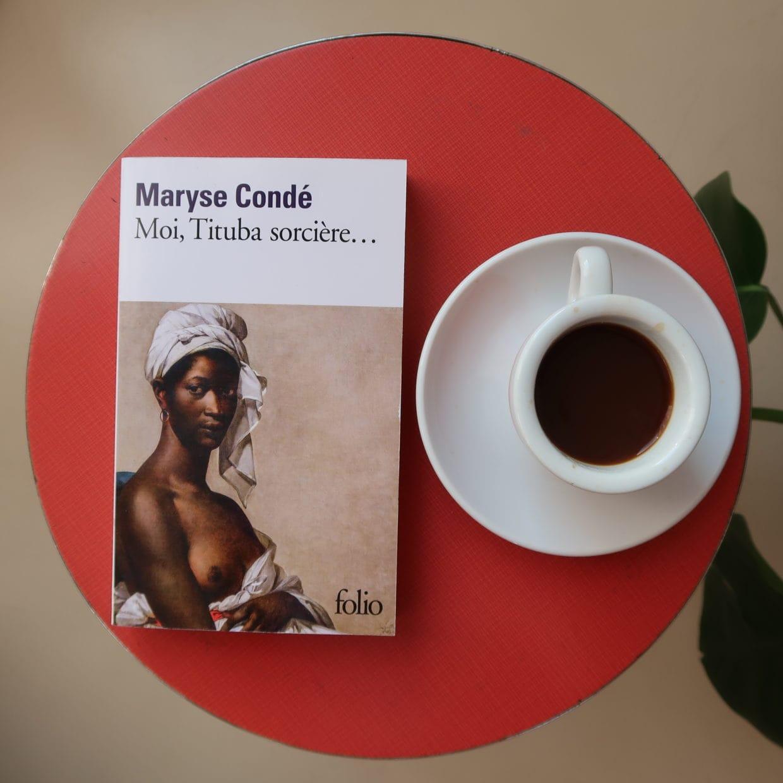 Livre Moi, Tituba sorcière... de Maryse Condé