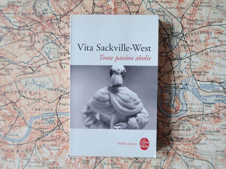 Livre Toute passion abolie de Vita Sackville-West