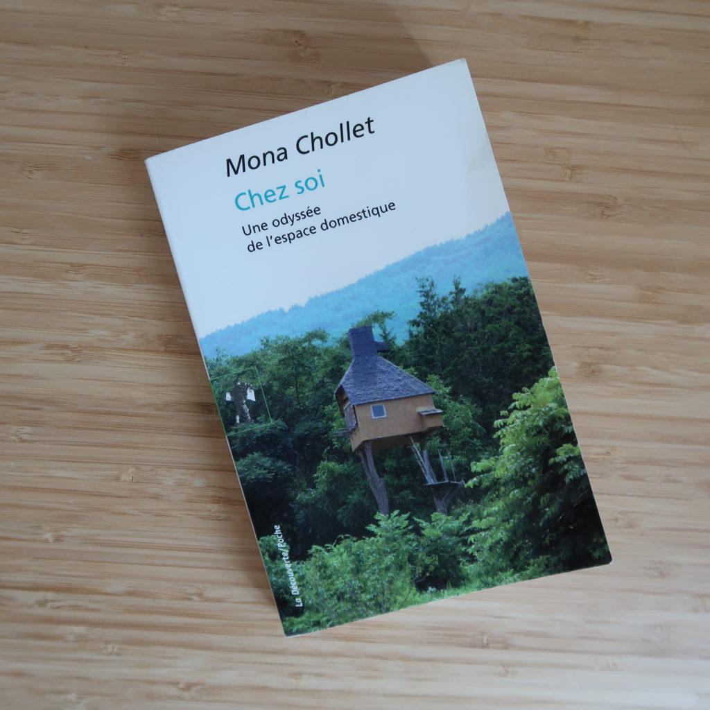 Livre Chez soi de Mona Chollet
