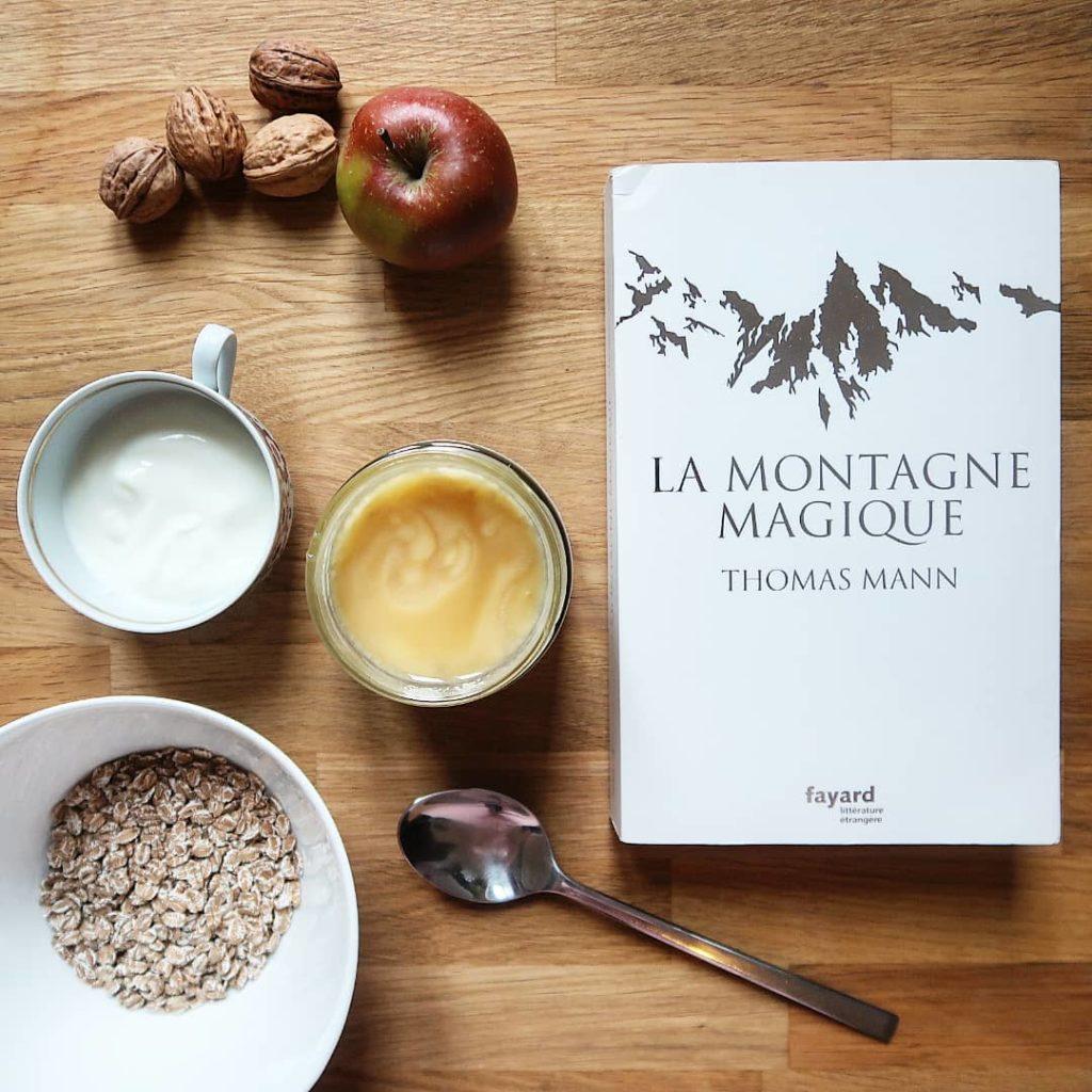 Livre La montagne magique de Thomas Mann