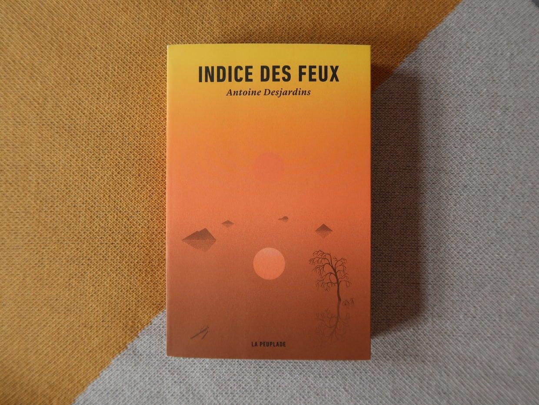 Indice des feux - Antoine Desjardins